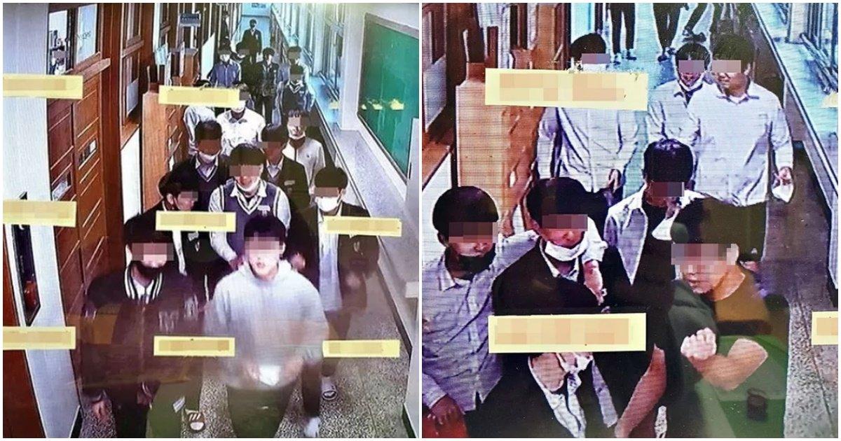 page 100.jpg?resize=1200,630 - 제대로 집단감염 터진 대전 고등학교 CCTV에서 밝혀진 고딩 거리두기 수준 (+사진多)