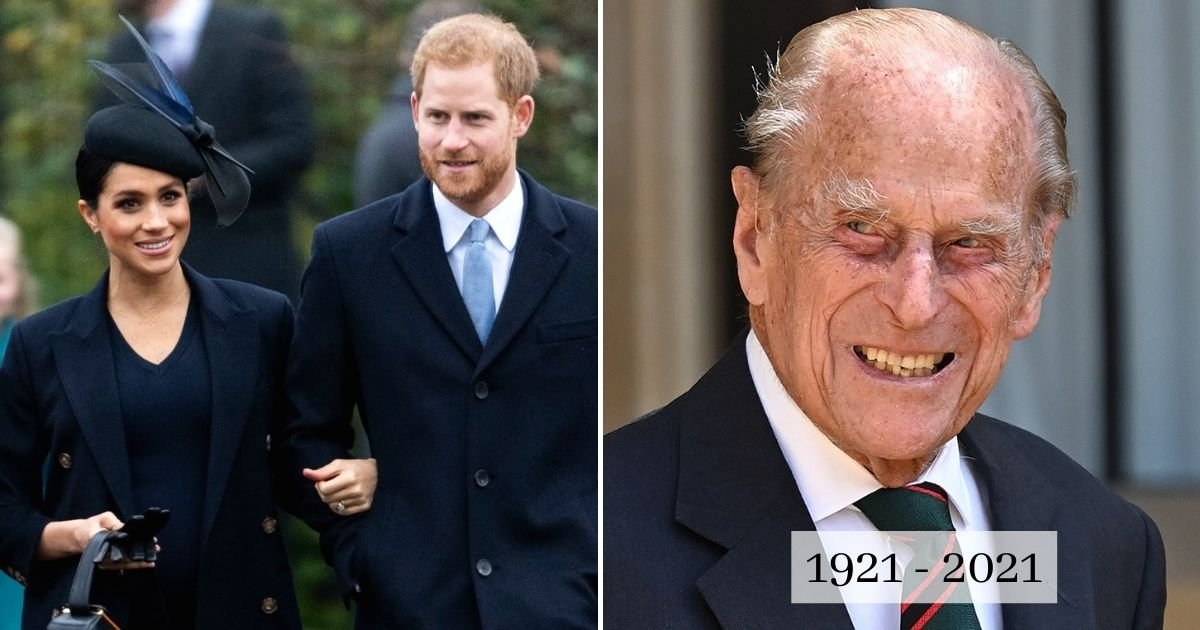palace3.jpg?resize=412,232 - Harry Will Fly To UK For Prince Philip's Funeral, Meghan Receives Advice From Her Doctor On Whether She Could Join Her Husband