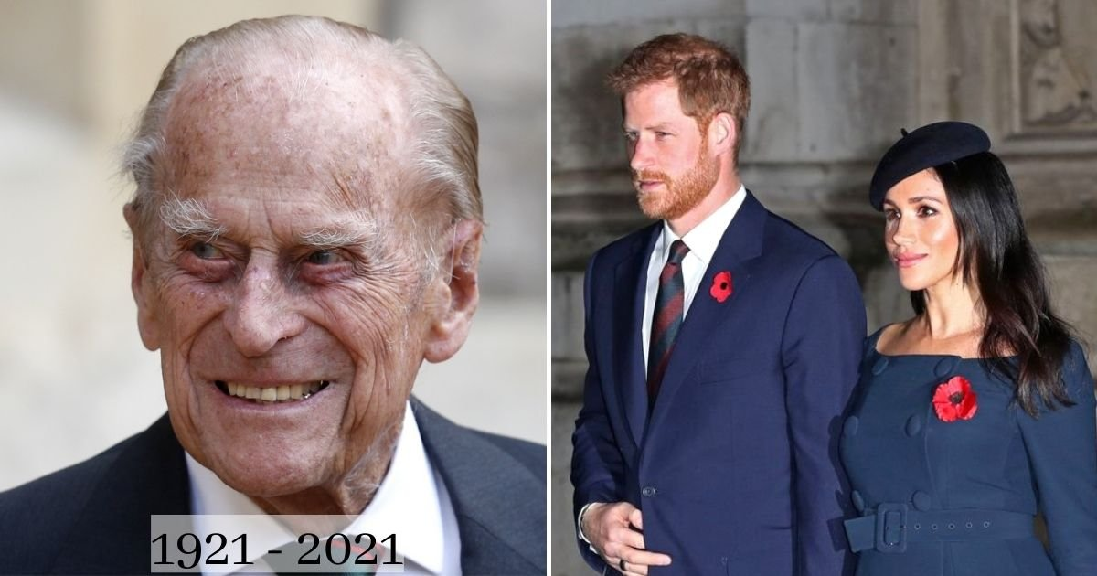 philip5.jpg?resize=412,232 - Meghan And Harry Pay Tribute To Prince Philip As The Duke Of Sussex Prepares To Fly Back To Britain