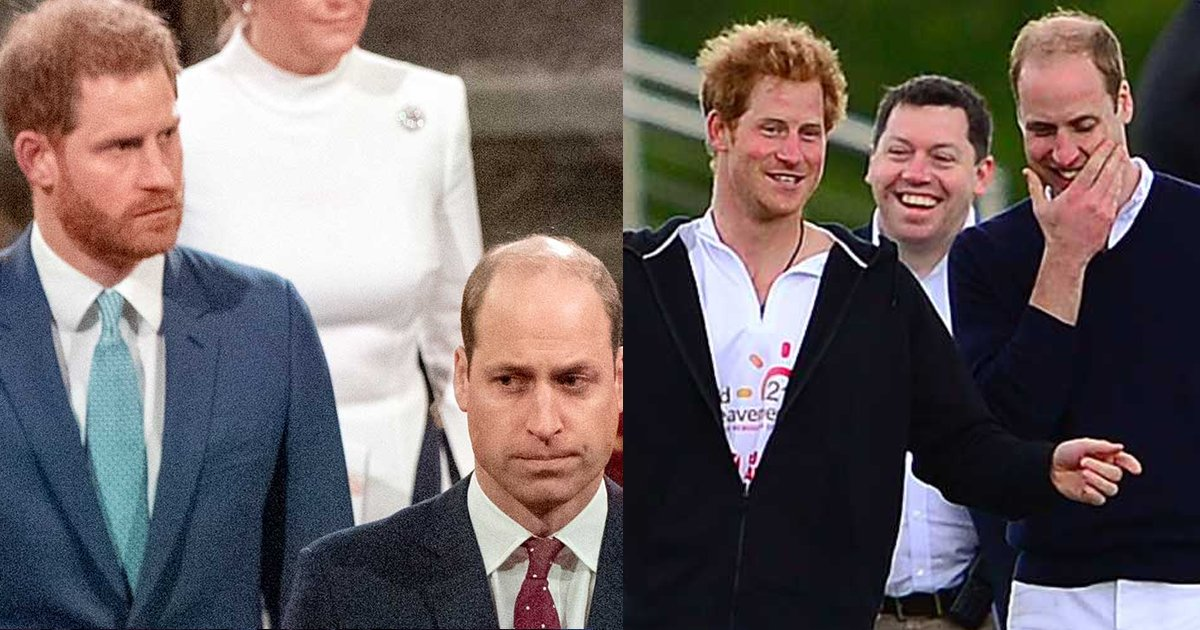 prince 1.png?resize=412,232 - Comparing The Princes' Tributes: There Is No Sign That The Royal Brothers Will Ever Repair Their Broken Relationship Says Richard Kay