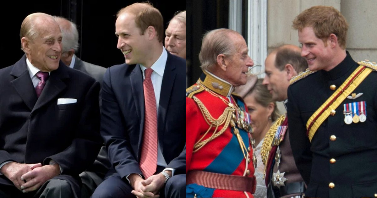 """prince thumb 1.png?resize=412,232 - Prince William And Harry Have Contrasting Tributes To Prince Philip, One Labels Him As The """"Cheeky Legend Of Banter"""" And The Other Recalls His Kindness And Service To The Queen"""