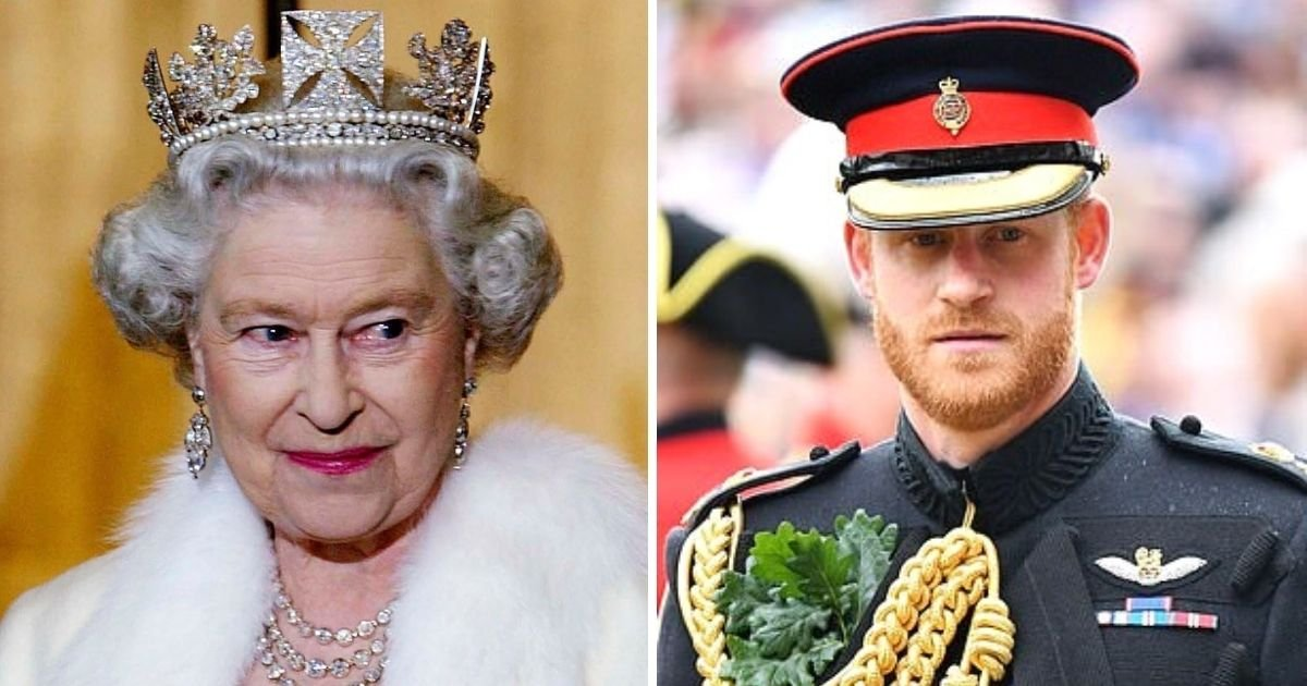 queen3.jpg?resize=412,232 - The Queen Spares Prince Harry's Blushes And Decides None Of The Royal Family Members Will Wear Military Uniform At Prince Philip's Funeral