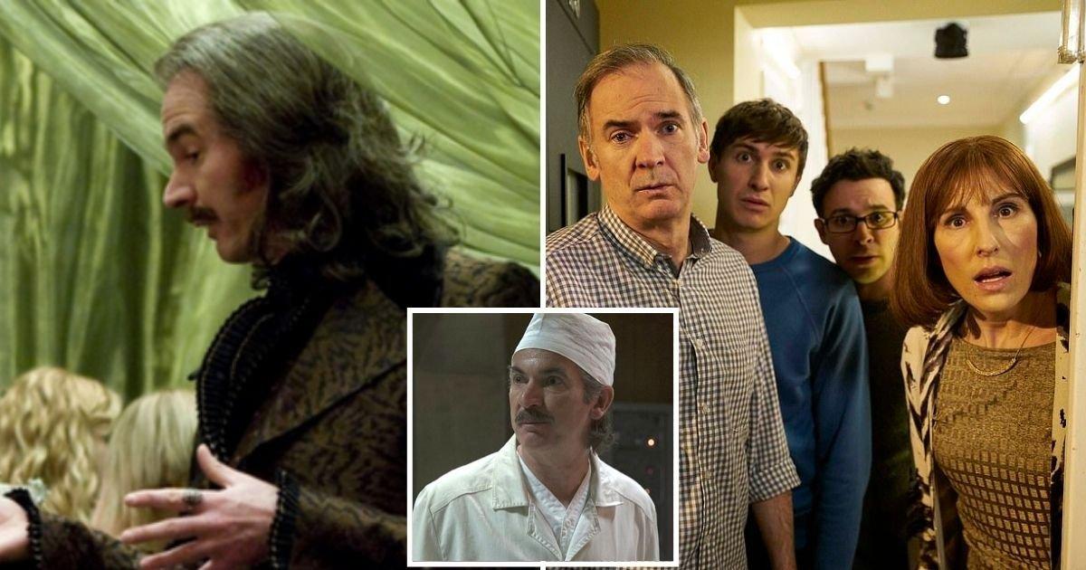 ritter6.jpg?resize=1200,630 - Harry Potter, Chernobyl And Friday Night Dinner Star Paul Ritter Dies At Home Aged 54