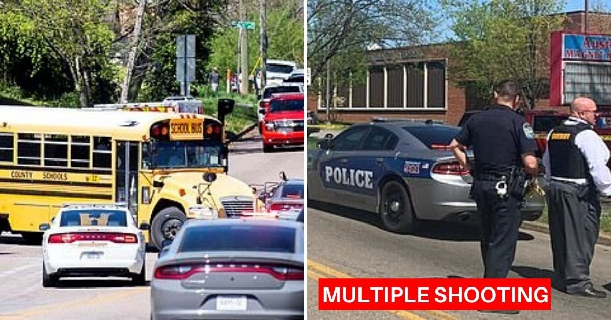 shooting5 1.jpg?resize=366,290 - High School Shooting Left One Student Dead And One Police Officer Injured