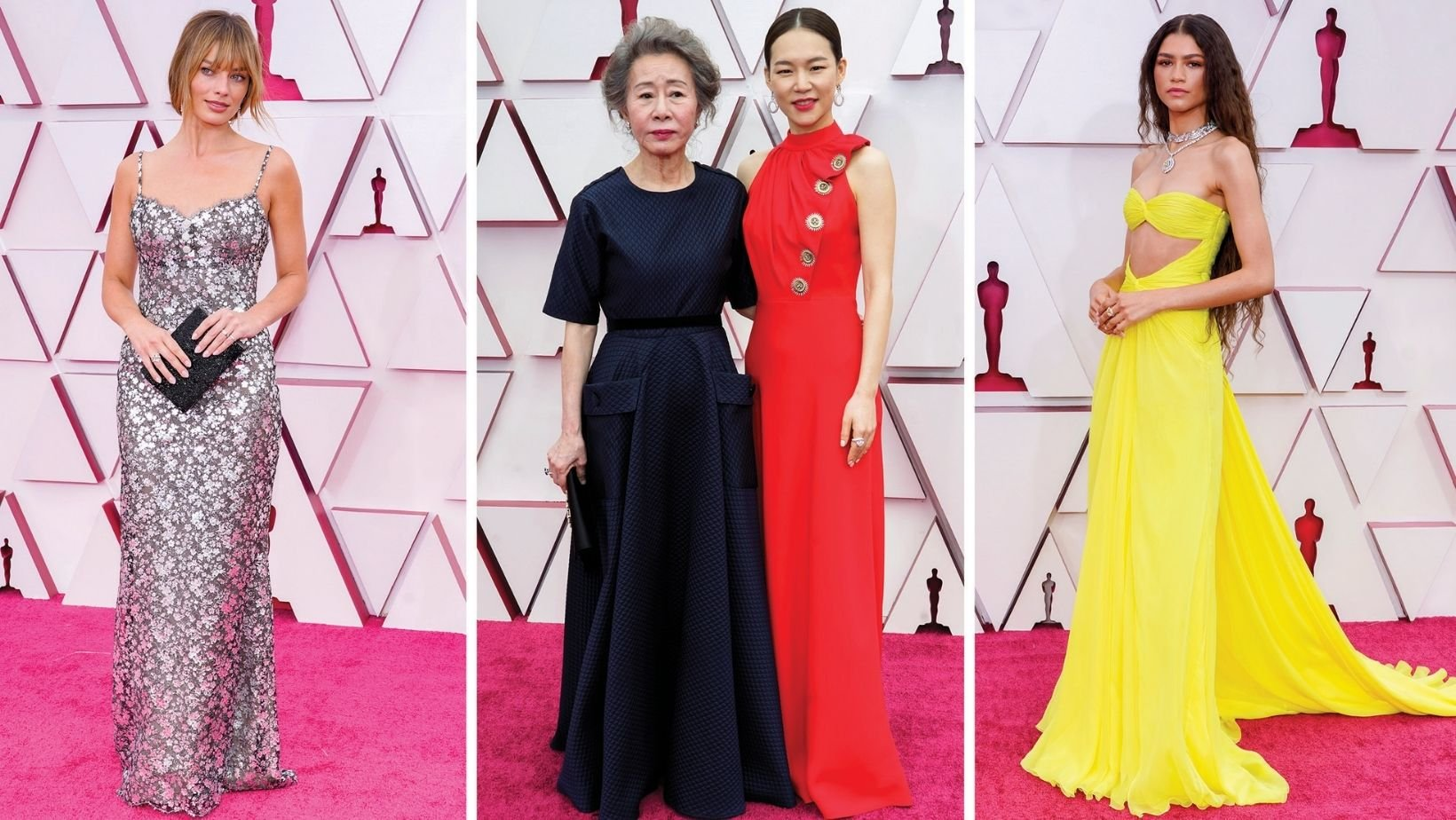 small joys thumbnail 7.jpg?resize=412,232 - The Top Best-Dressed Celebrities In The Socially-Distanced 2021 Academy Awards