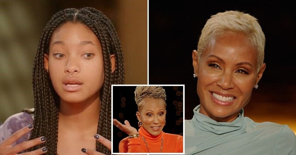 smith5 1.jpg?resize=412,232 - Will Smith And Jada Pinkett's Daughter Has Come Out As Polyamorous During A Discussion With Her Mother And Grandmother