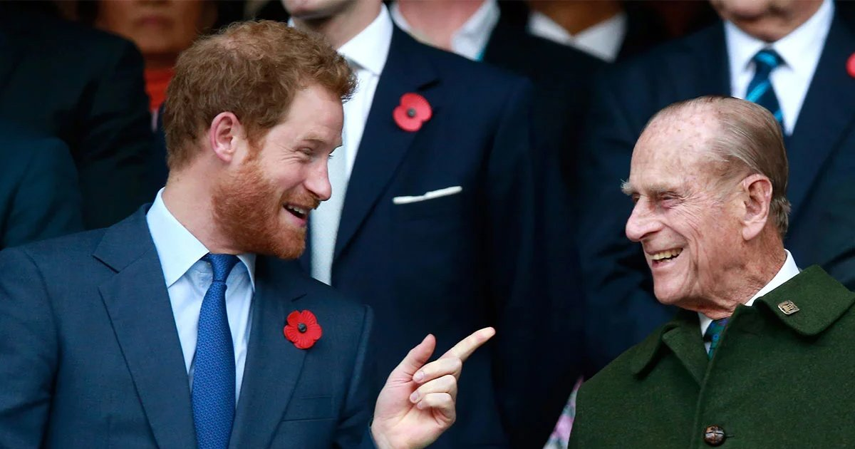 ssddd 1.jpg?resize=1200,630 - Prince Harry Likely To Be Banned From Family's Private Funeral Gathering
