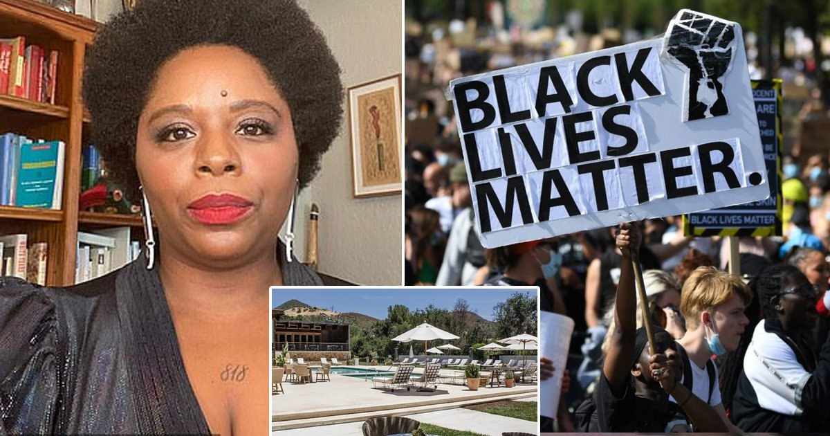 """t2 1 1.jpg?resize=1200,630 - """"BLM Must Stand For Babes Lounging In Malibu""""- Megyn Kelly Blasts BLM Founder For Luxury Spending"""