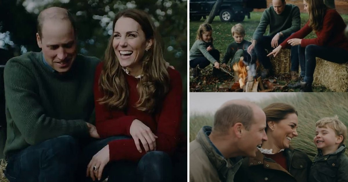 t6 4.jpg?resize=412,275 - Kate Middleton & Prince William Share Unprecedented Glimpse Of Their Beautiful Family