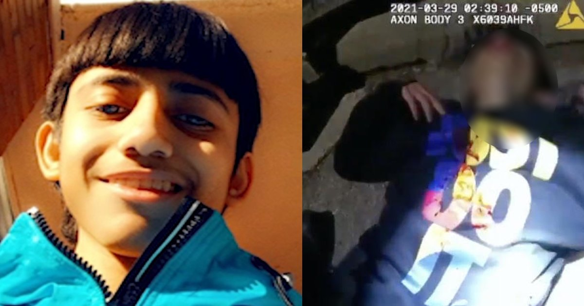 toledo.png?resize=412,232 - Breaking News: Cop Fatally SHOOTS 13-Year-Old Adam Toledo To His Death: Video Footage Is Released TODAY From Officials