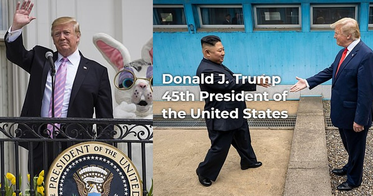 """trump thumb 1.png?resize=412,232 - Trump Sends Out Seasonal Message For Easter: """"Happy Easter To ALL, Including The Radical Left CRAZIES"""""""