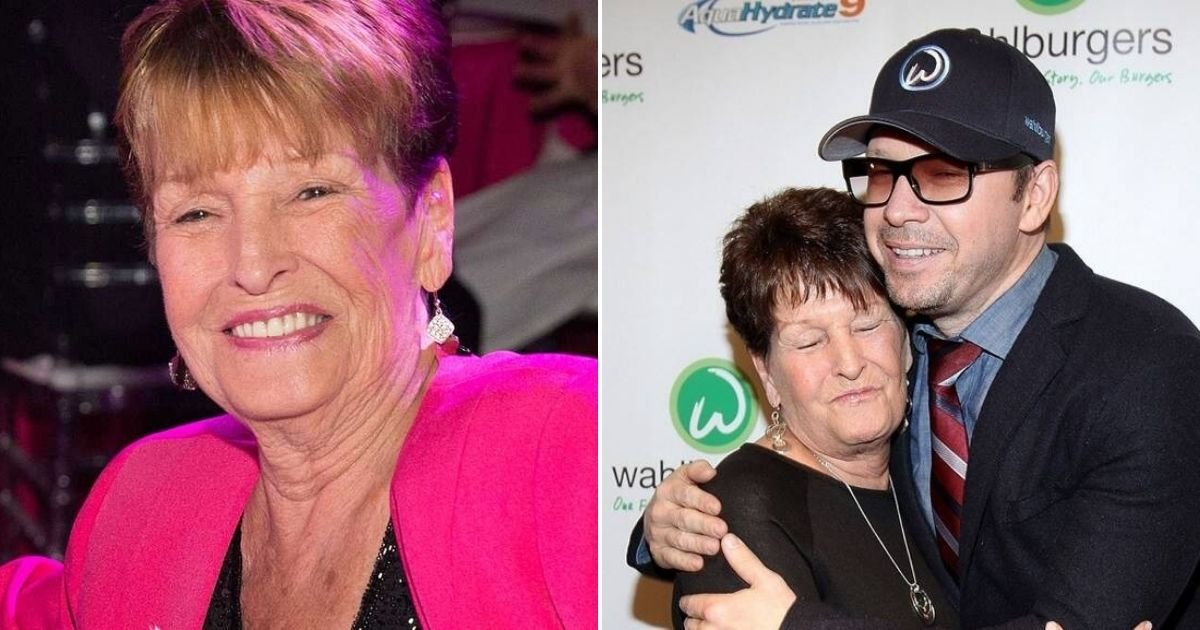 untitled design 11 2.jpg?resize=412,275 - Mark And Donnie's Mother Alma Wahlberg Dies, Brothers Pay Heartbreaking Tribute To Their Late Mom