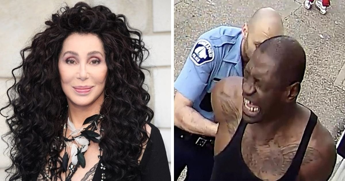 untitled design 30.jpg?resize=1200,630 - Cher Forced To Apologize After Her 'Insensitive' George Floyd Comments Spark Outrage