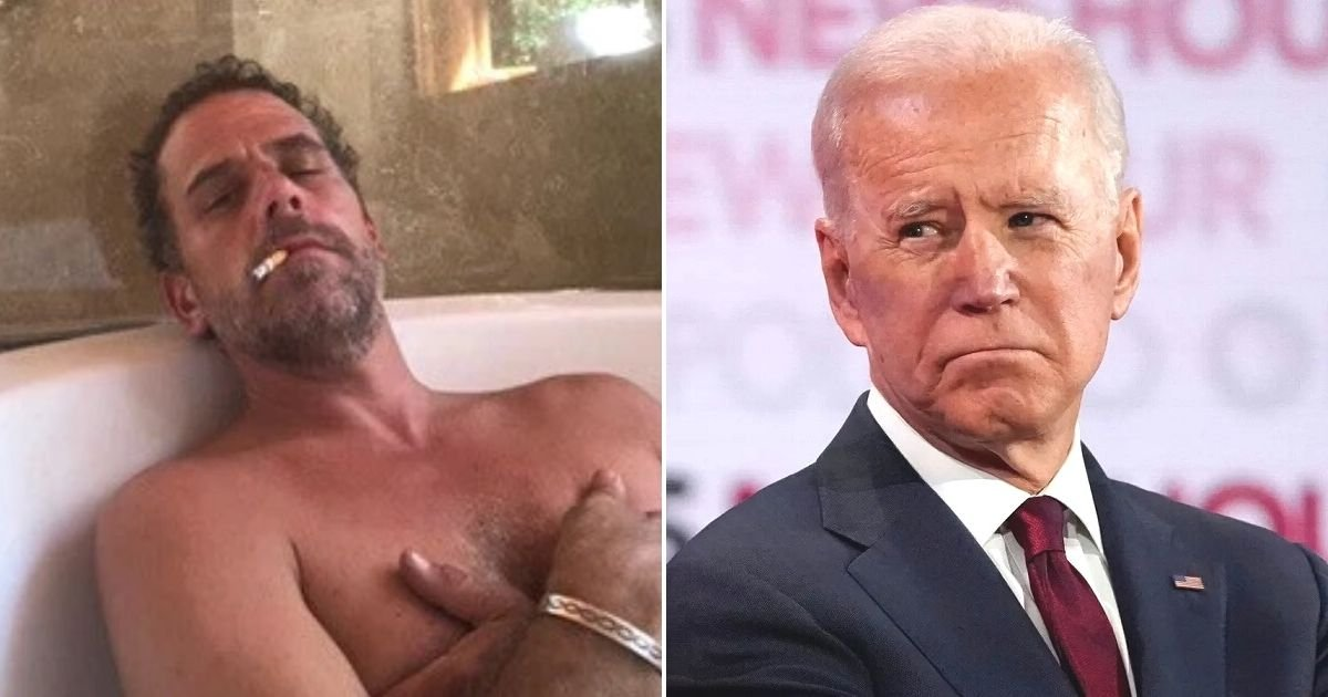 untitled design 32.jpg?resize=1200,630 - Hunter Biden Says He Spent More Times On His Knees 'Smoking Anything That Resembled Crack Cocaine'