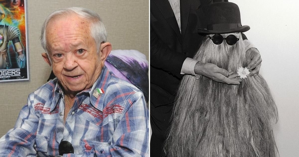 untitled design 7 1.jpg?resize=412,232 - The Addams Family Star Felix Silla Has Passed Away, Co-Star Reveals He Is Glad His Friend Is No Longer Suffering