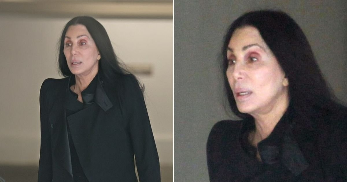 untitled design.jpg?resize=1200,630 - Cher Goes Makeup-Free Amid 'Painful Soul-Searching' Days Following George Floyd Comment