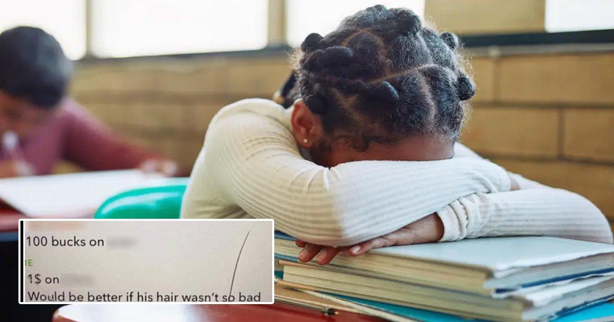 vdddd.jpg?resize=412,275 - Students Disciplined For 'Slave Trading' Black Classmates In Racist School Game