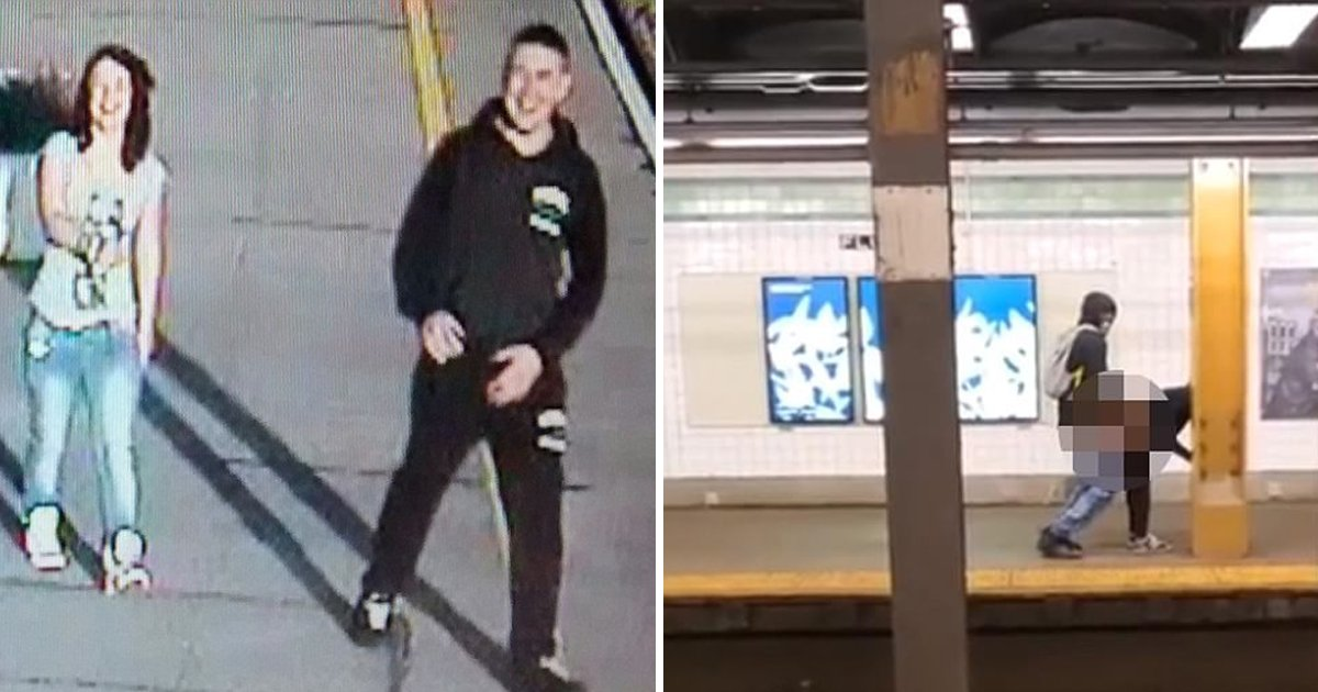 w4 5.jpg?resize=412,232 - Police On The Hunt As CCTV Catches Teens Having S*x In Bicycle Shed At Train Station