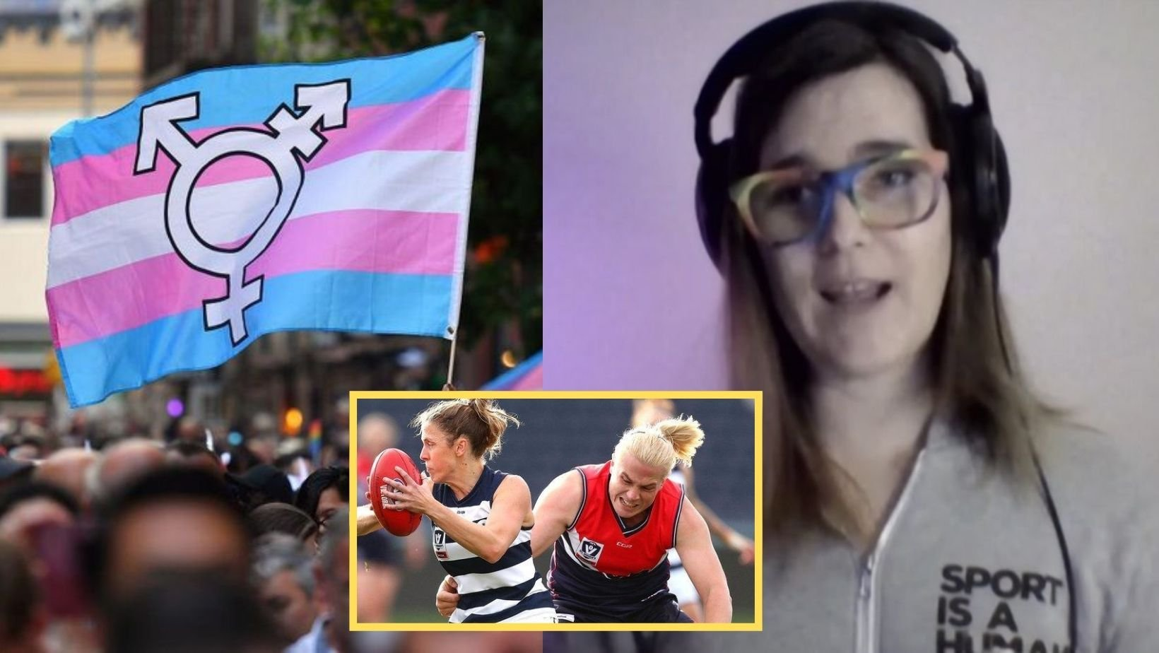1 22.jpg?resize=412,275 - Doctor Claims There's No Evidence That Transgender Girls Perform Better In Sports Than Cisgender Girls