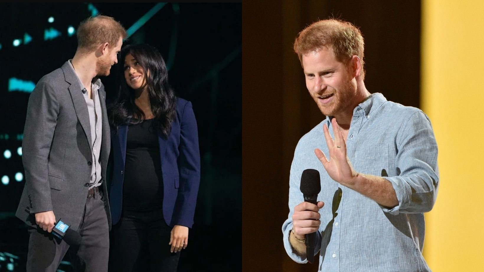 1 38.jpg?resize=1200,630 - Prince Harry's Backstage Behavior At Vax Live Concert Shows He's Enjoying His Newfound FREEDOM