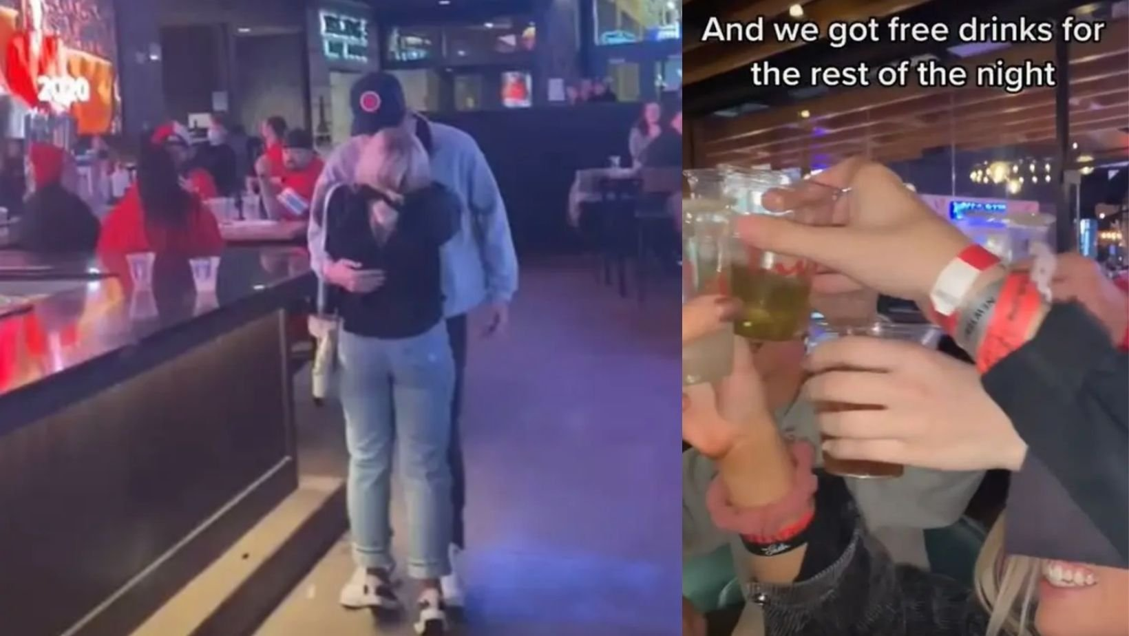 1 46.jpg?resize=1200,630 - Millenial TikTokers Are Lambasted Online After Faking A Marriage Proposal To Get Free Drinks
