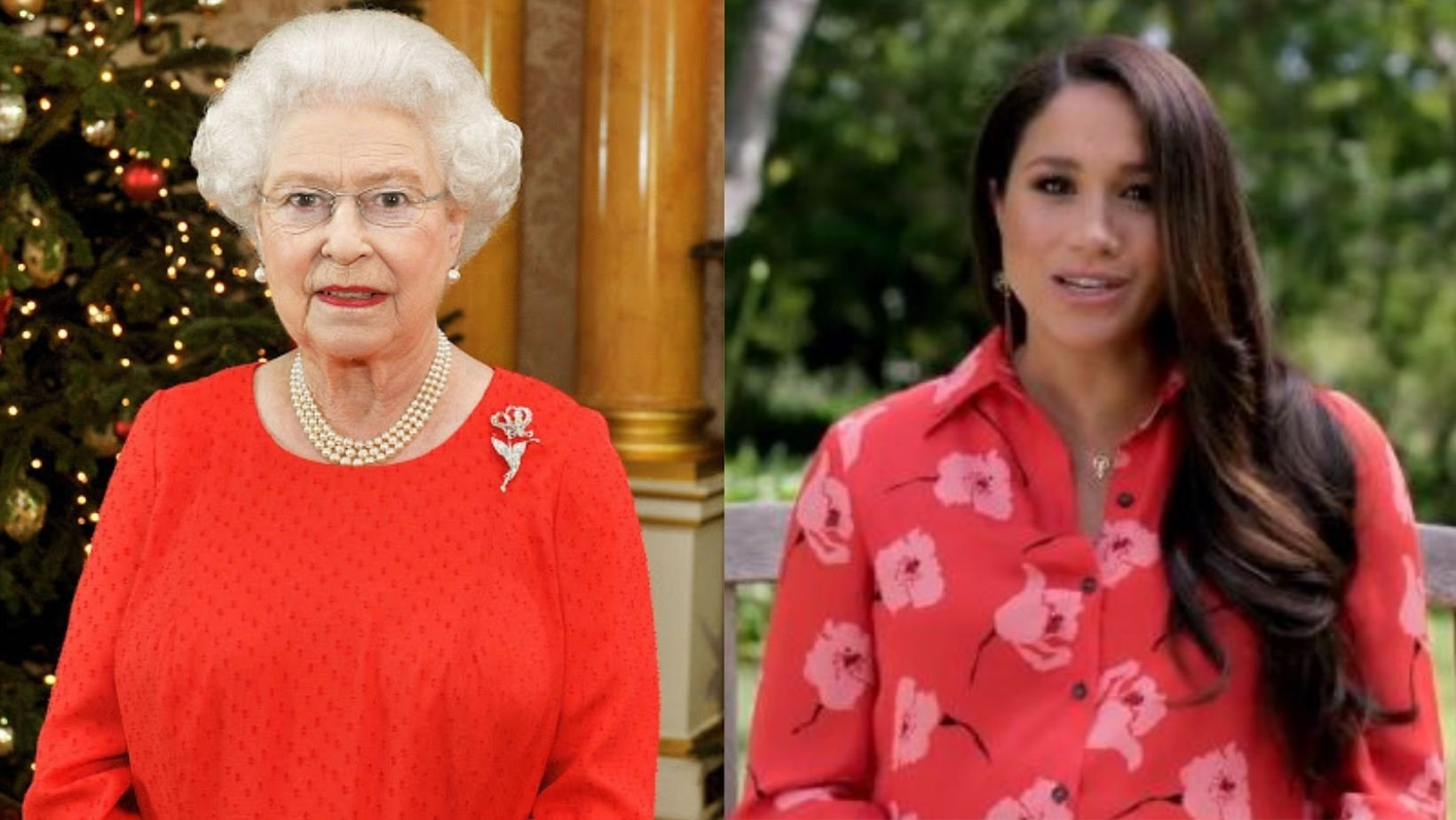 1 62.jpg?resize=1200,630 - Meghan Nervously Copied The Queen In Her First TV Appearance, Body Language Expert Claims