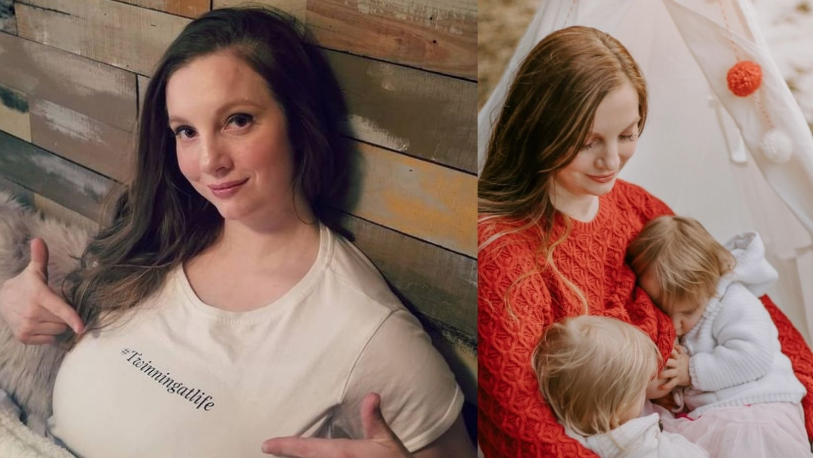 1 72.jpg?resize=412,232 - Mom Of 7 Receives Tons Of Filthy Messages After Posting Breastfeeding Photos On Instagram