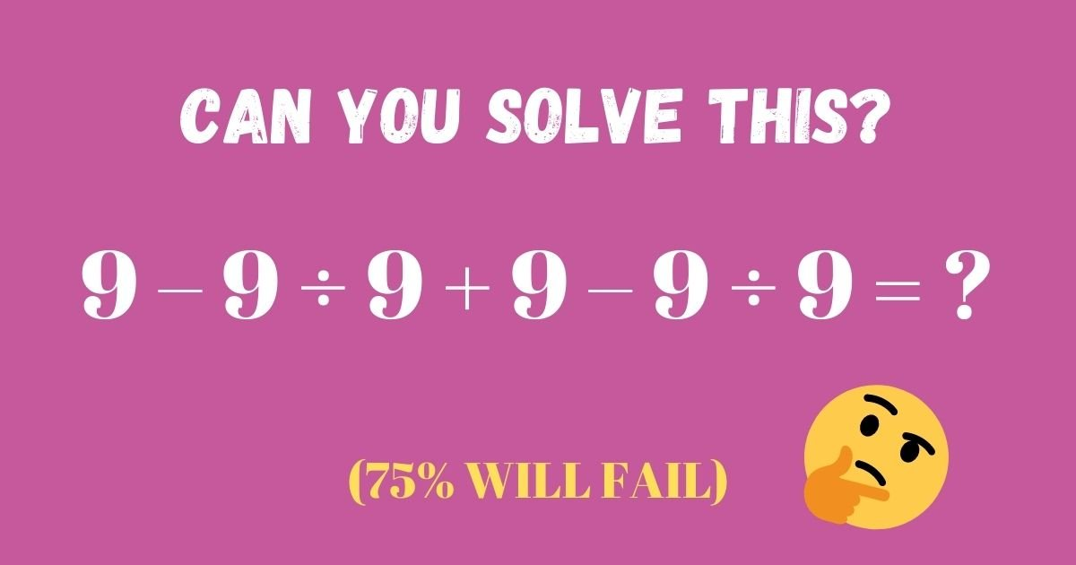 186324554 884037322152004 2129700647902439754 n.jpg?resize=1200,630 - Can You Solve This Tricky Math Problem For Kids That Has Been Confusing Adults