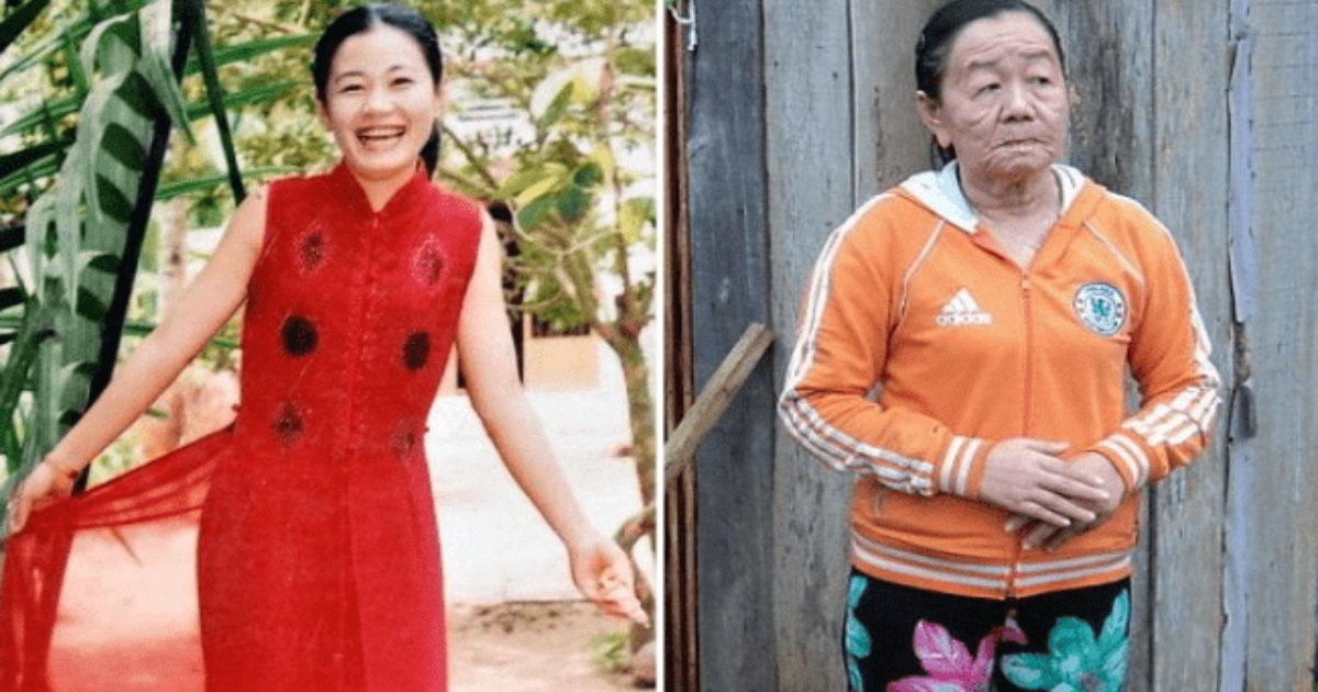 20210527 110413.png?resize=1200,630 - 갑자기 하루 아침에 할머니로 변해버린 여성이 먹었던 음식의 정체