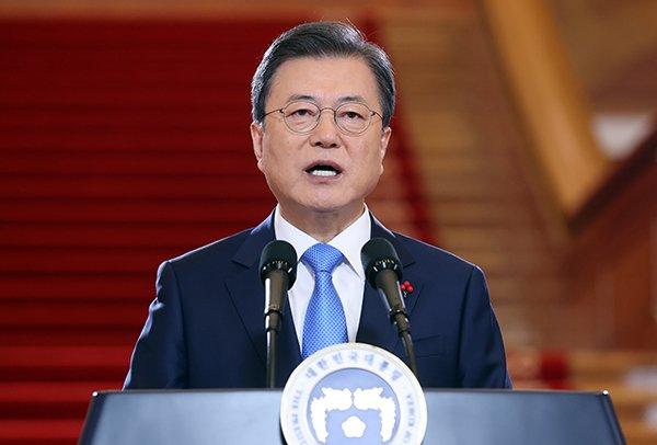 전문] 문재인 대통령 2021년 신년사 - 정책뉴스 | 뉴스 | 대한민국 정책브리핑