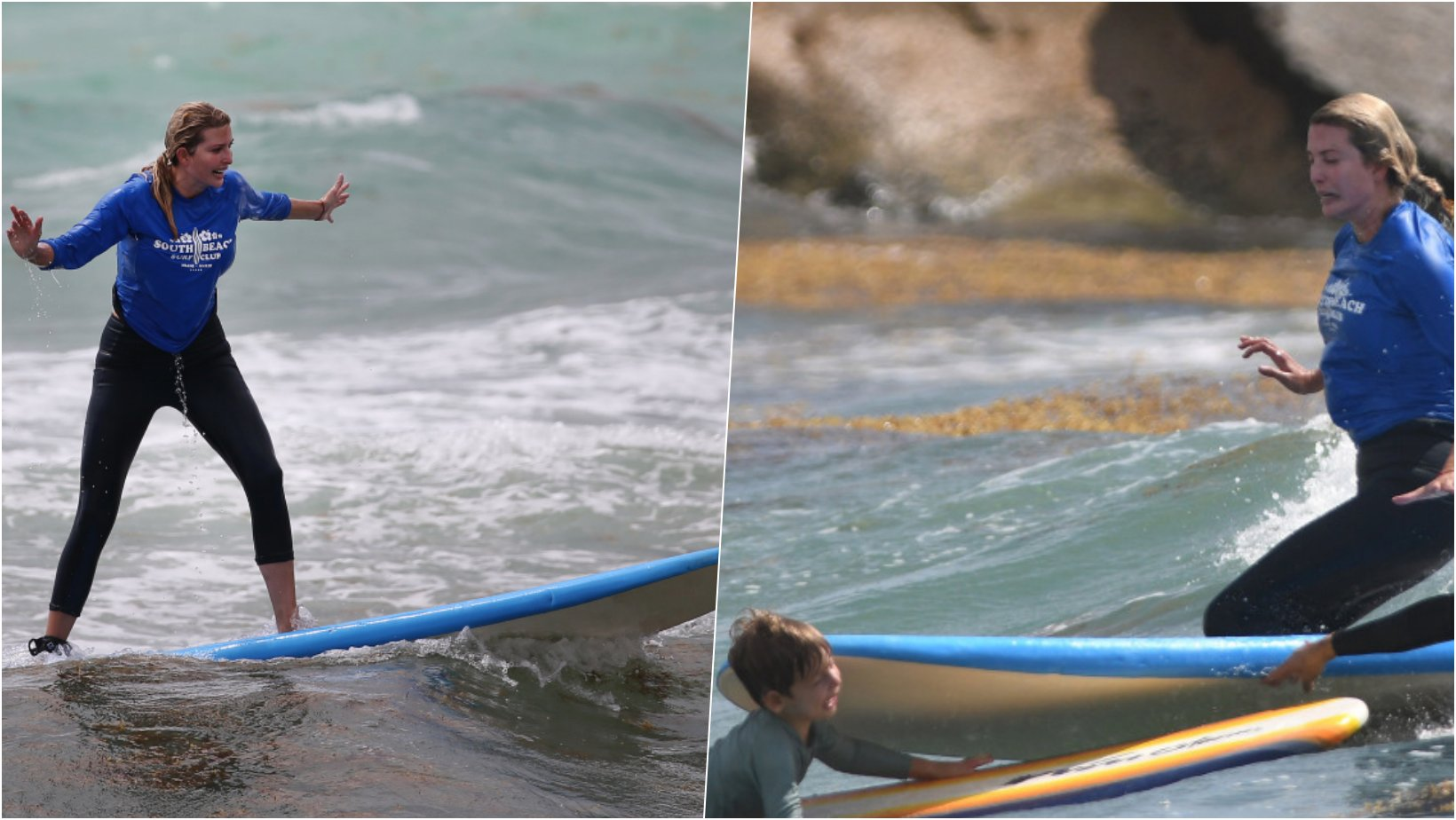 6 facebook cover 15.png?resize=1200,630 - Ivanka Trump Accidentally Hits Her 5 Year Old Son In The Face With A Surfing Board