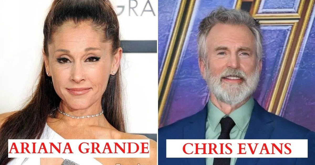 ariana grande.jpg?resize=412,232 - Photos Reveal How Your Favorite Celebrities Might Look Like When They're Decades Older