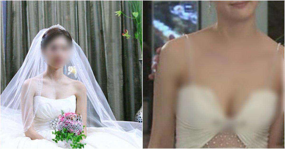 "collage 216.png?resize=412,232 - ""제 웨딩 촬영날 친구가 여성의 그곳이 다 보이는 옷 입고 왔습니다"" (사진)"