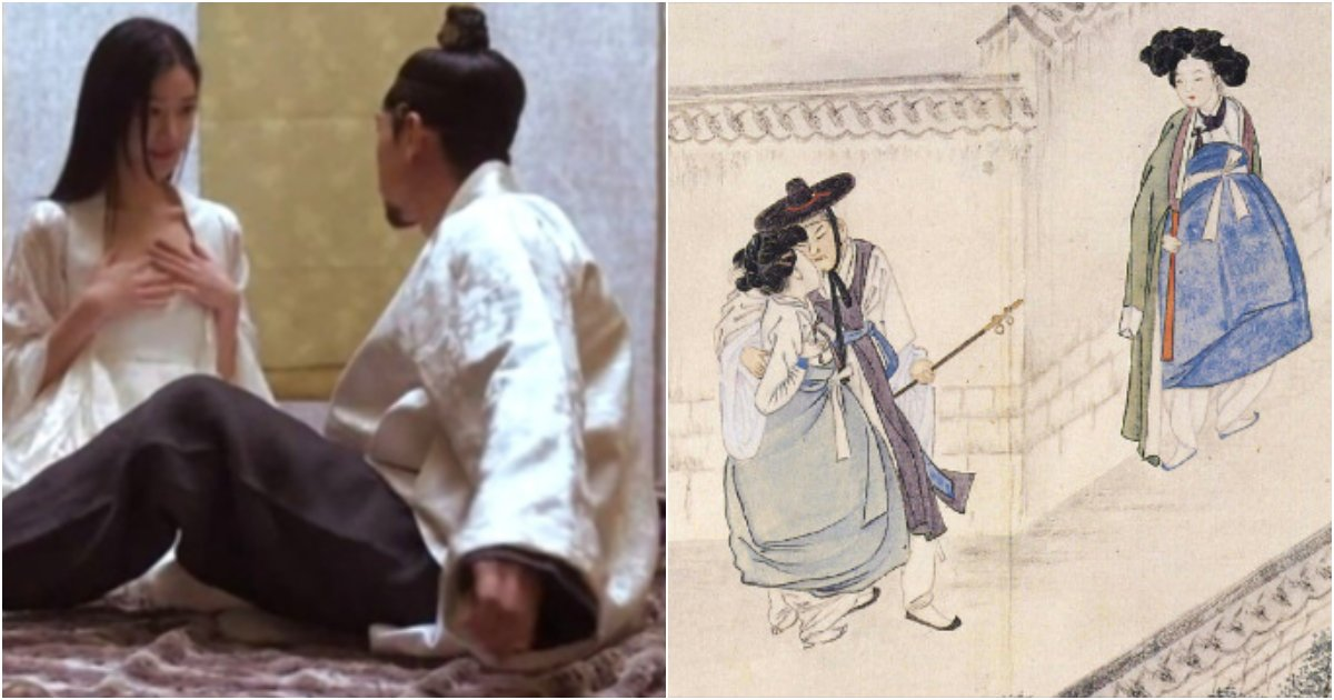 collage 441.png?resize=1200,630 - 지금은 상상도 하지 못할 조선시대 때 부부가 이혼하는 충격적인 방법 (사진)