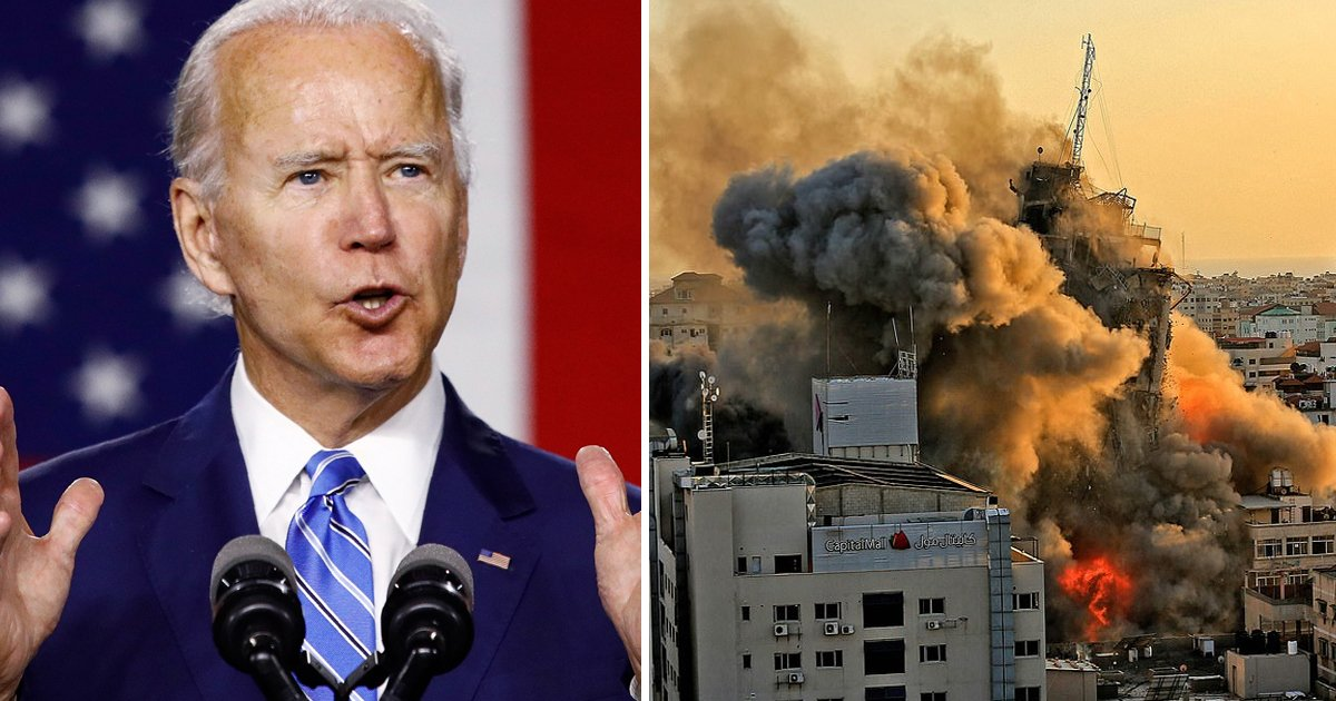 dgaga.jpg?resize=1200,630 - JUST IN: Biden Says 'Israel Has EVERY Right To Defend Itself' As Gaza Violence Escalates