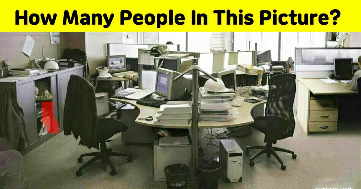 dsfsdsfd.jpg?resize=1200,630 - Can You Correctly Guess The Number Of People In This Office Picture?