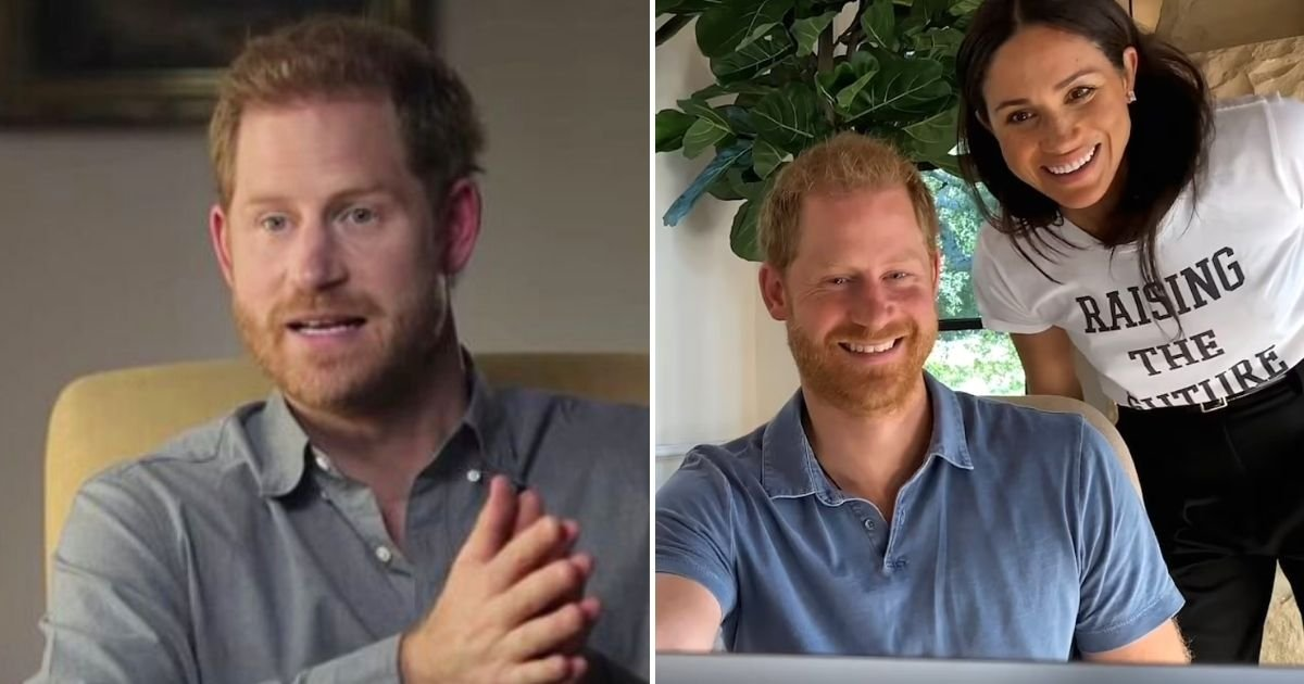 duke5 1.jpg?resize=412,232 - Prince Harry Is Determined To Fly Solo Without His Wife Meghan As He Is Ready To Speak About His Own Pain, Body Language Expert Says
