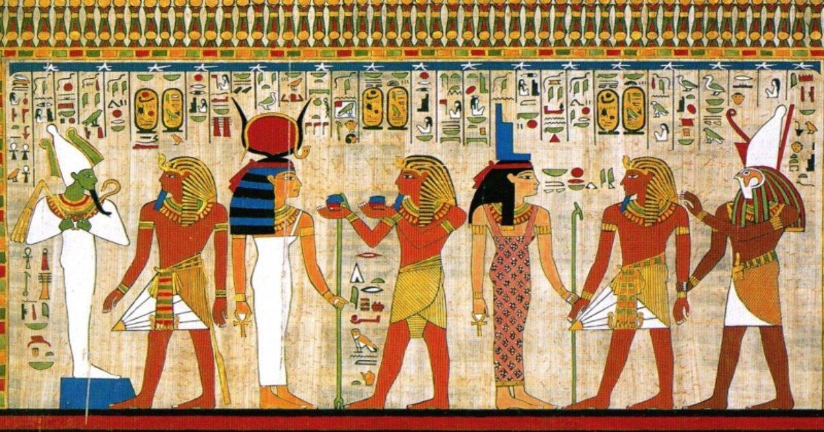 egypt.png?resize=412,232 - 古代エジプトの○文化が衝撃すぎる!? 「昔の方がやばかったんだね…」