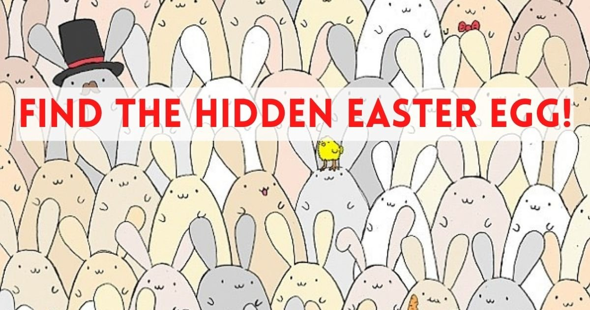 gergely dudas dudolf 2 1.jpg?resize=1200,630 - Can You FIND The Easter Egg That The Bunnies Have Hidden In This Picture