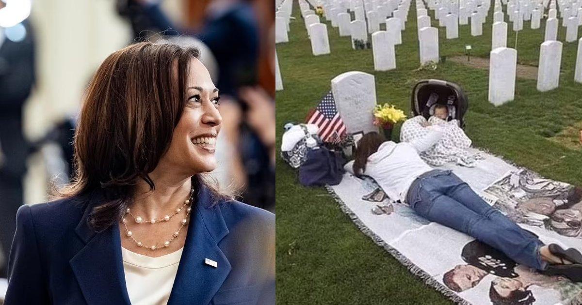 harris 4.png?resize=412,232 - VP Kamala Harris Is SLAMMED For Tone Deaf Tweet That Doesn't Acknowledge Fallen Soldiers For Memorial Day
