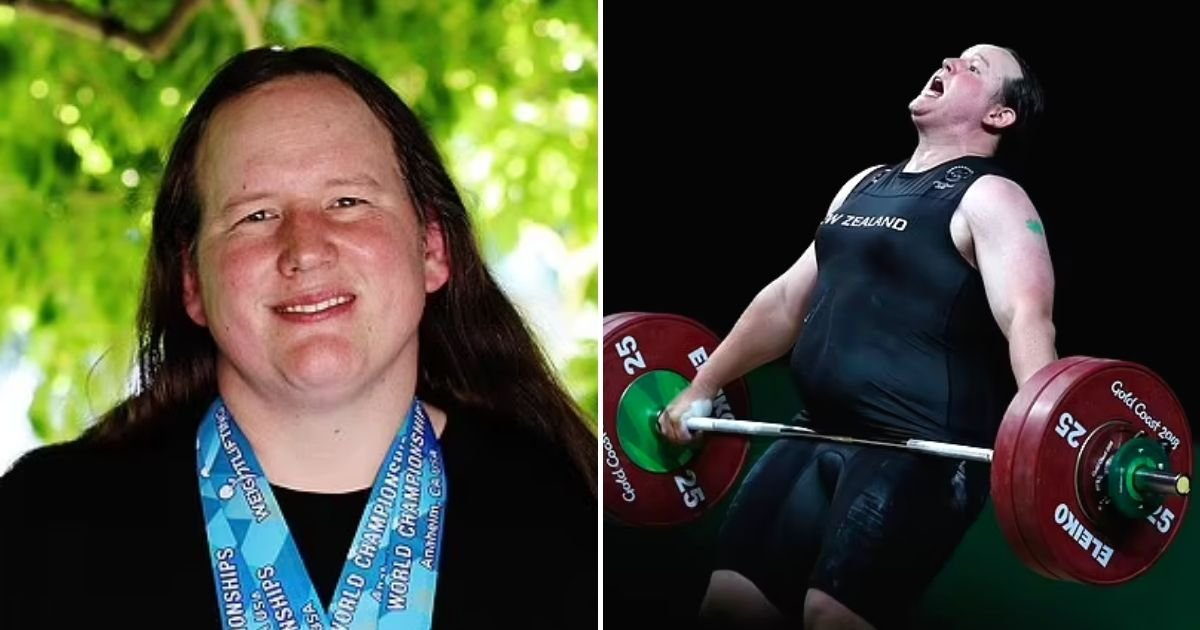 hubbard5.jpg?resize=412,232 - Weightlifter Set To Become FIRST Transgender Athlete To Compete In Olympics After Meeting Qualifying Requirements