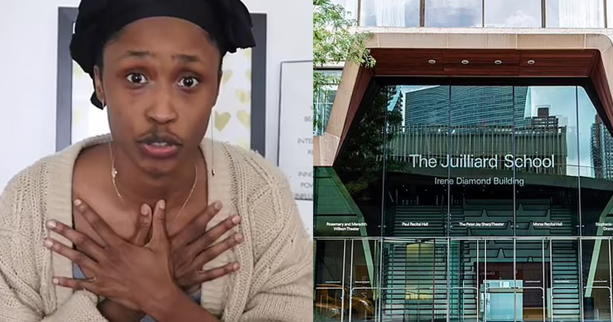 """julliard.png?resize=412,232 - NYC's Julliard School FORCED Students To Be A Part Of """"Slavery Saturday"""" Where Students Pretended To Be Slaves And Listened To Slavelike Audio"""