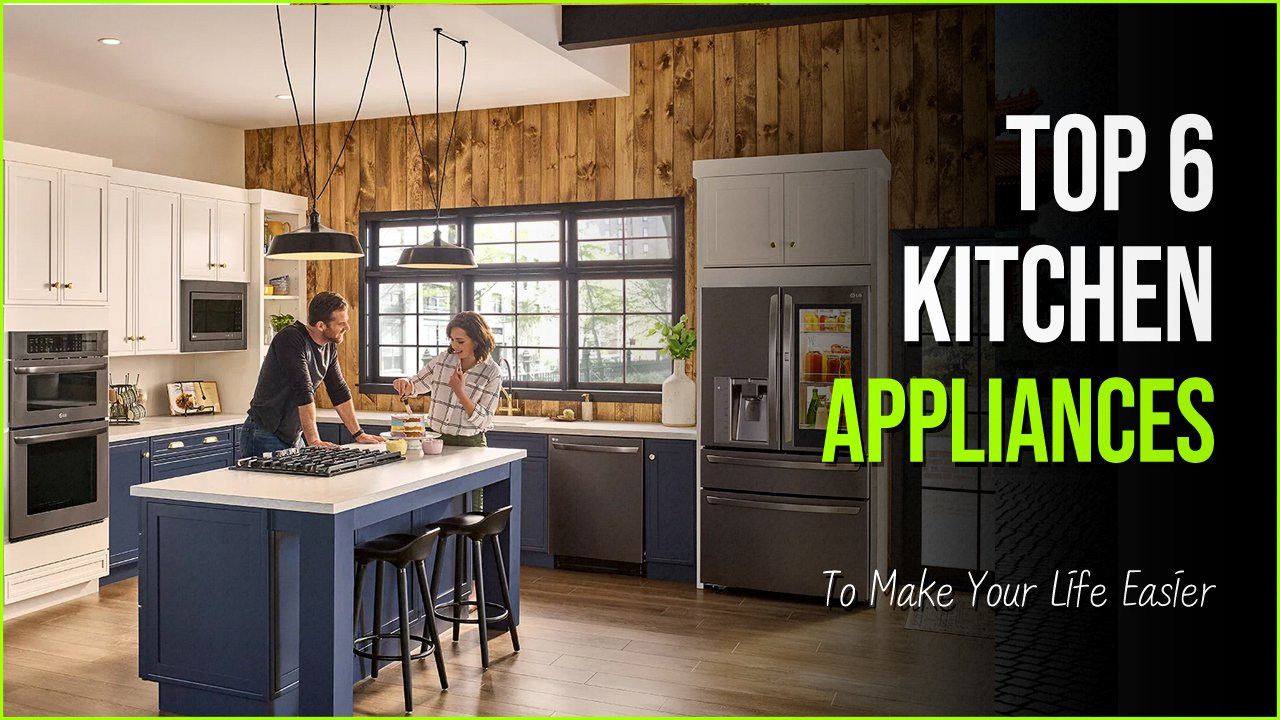 kitchen appliances.jpg?resize=1200,630 - 6 Super Cool Kitchen Appliances That Would Make Your Life Easier