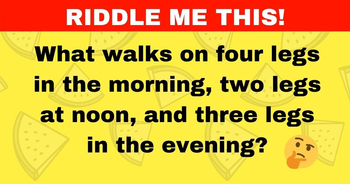 legs2.jpg?resize=412,232 - 9 Out Of 10 People Cannot Solve This Simple Riddle But Can You?
