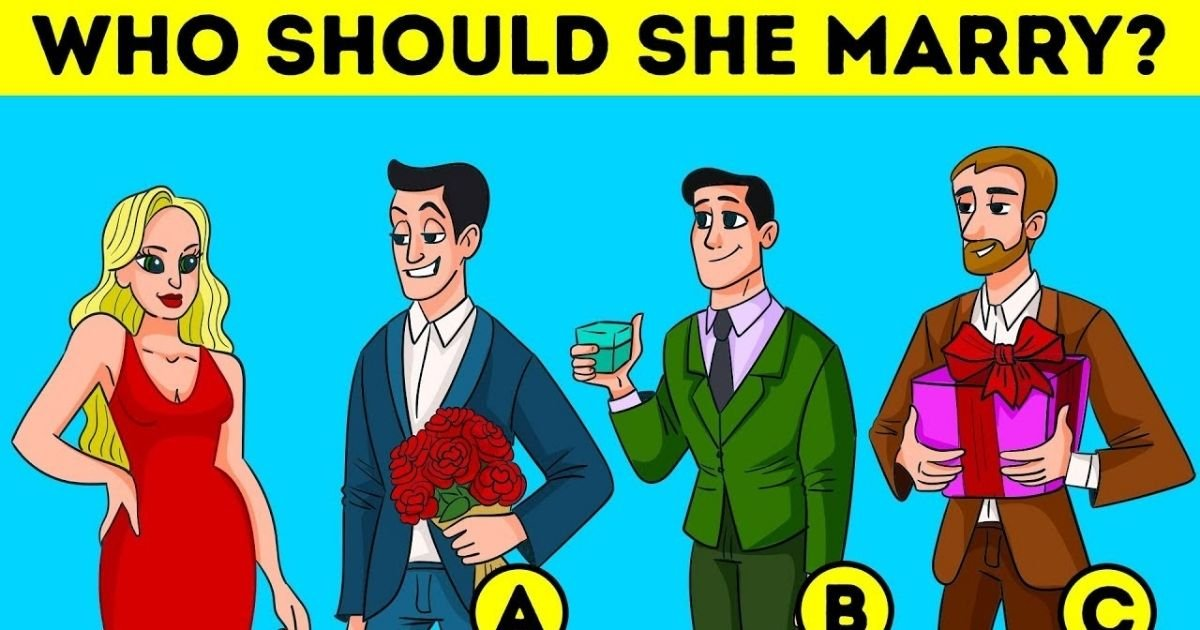 marry6.jpg?resize=1200,630 - Three Men With Gifts: Who Should She Marry?