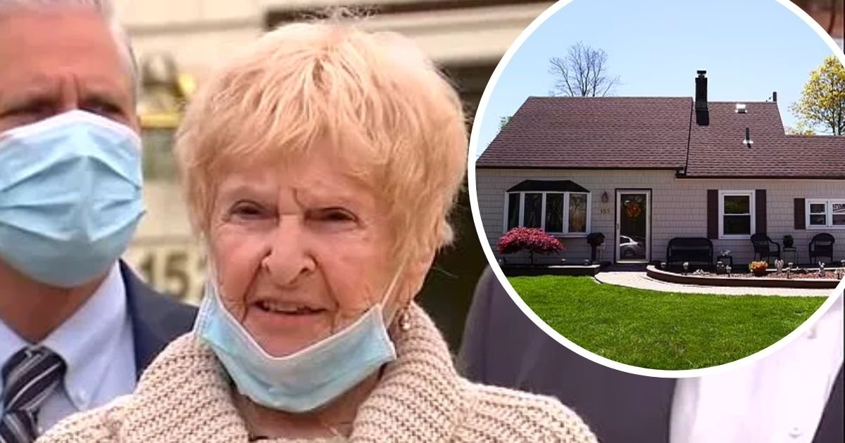 mazze6.jpg?resize=412,232 - Angry 94-Year-Old Woman Sees Taxes And Mortgage Payments Skyrocket After She Was Accidentally Declared Dead