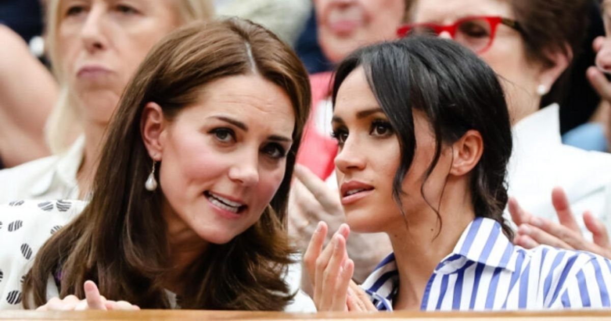 meghan5.jpg?resize=412,232 - Meghan Markle Posed With A Photo Of Kate Middleton YEARS Before She Met Prince Harry