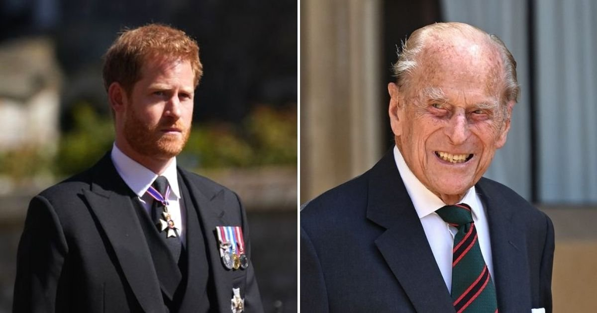 philip5.jpg?resize=412,232 - Prince Harry 'Won't Be Punished' For 'Misbehaving' And Could Still Benefit From Prince Philip's £30 Million Will, Royal Insider Says