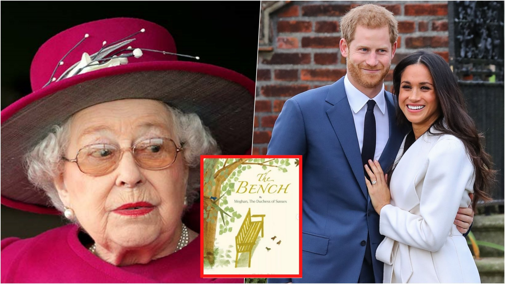 small joys thumbnail.png?resize=1200,630 - The Queen 'Will Contact Publishers' To Erase Meghan Markle's Royal Title From Her New Book