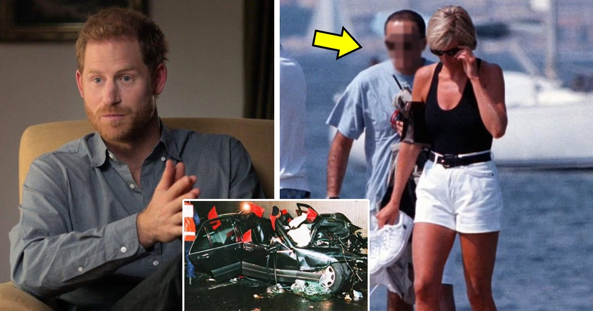 """t1 16.jpg?resize=412,232 - """"Diana Was Chased With Someone Who Wasn't White""""- Prince Harry Reveals"""